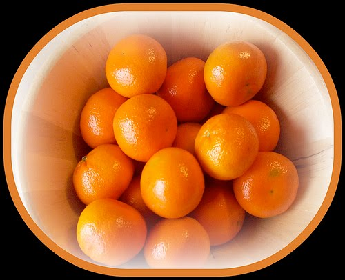 Makes Me Happy- Clementines!