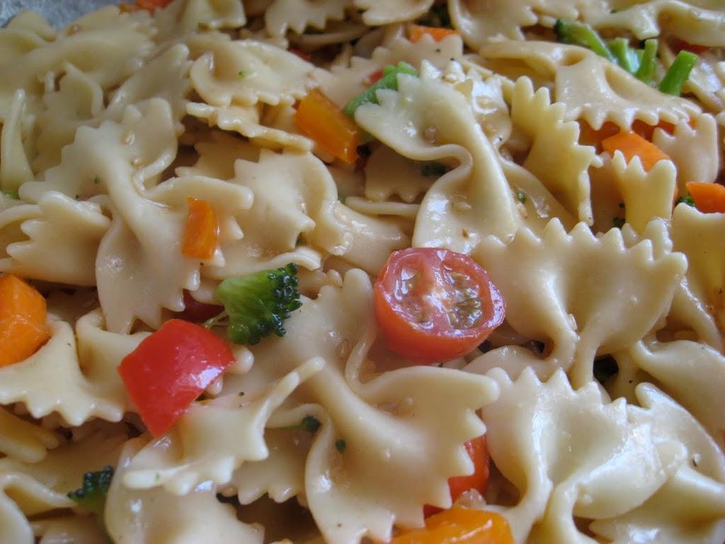 Teriyaki Pasta Salad Recipe
