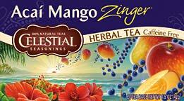 What I Buy & Why-Acai Mango Celestial Seasonings Tea