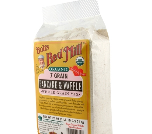 What I Buy And Why-Bob Mill Pancake Mix