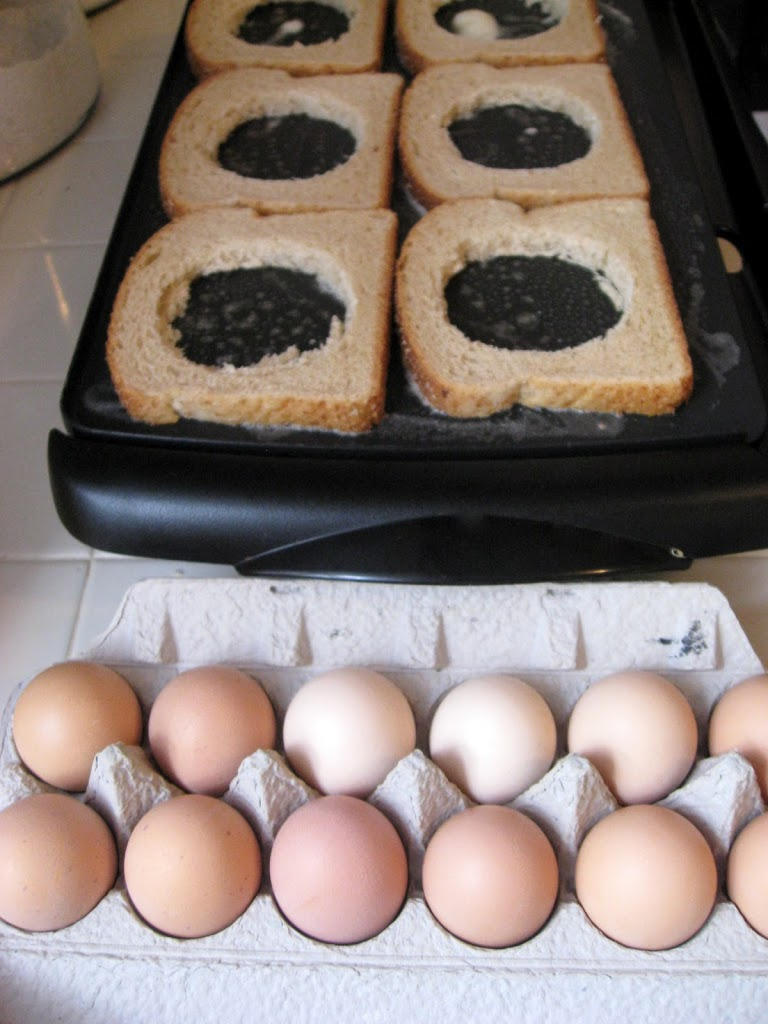 """New Nostalgia – """"Toad In A Hole"""" Breakfast"""