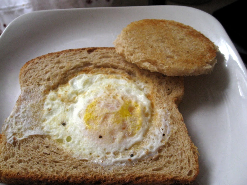"""Toad In A Hole"""" Breakfast - New Nostalgia"""