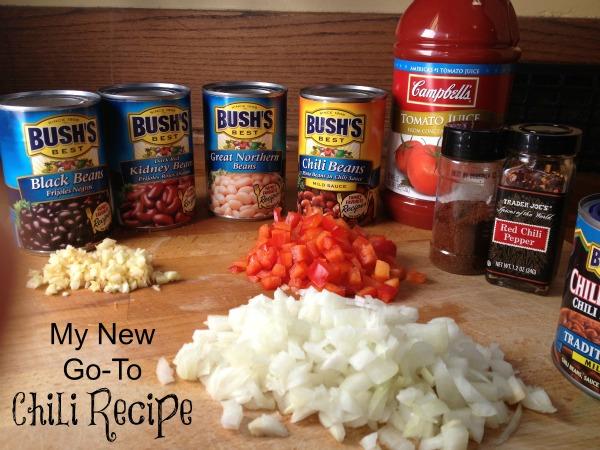 I Found My Go To Chili Recipe