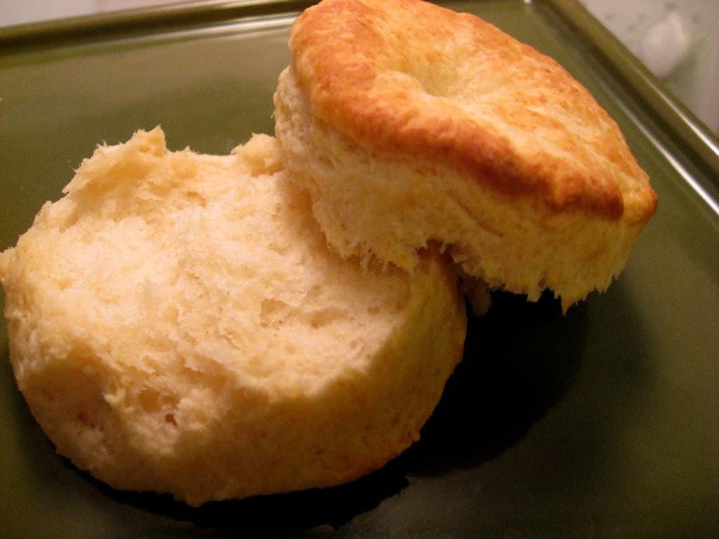 Buttermilk Biscuits - New Nostalgia