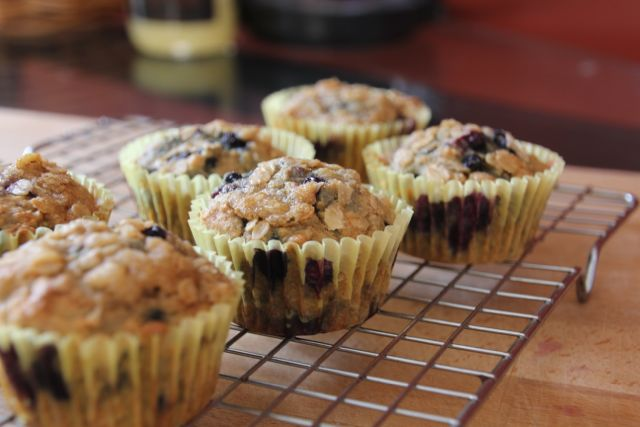 ... Almond Blueberry Muffins With Streusel Topping Recipes — Dishmaps