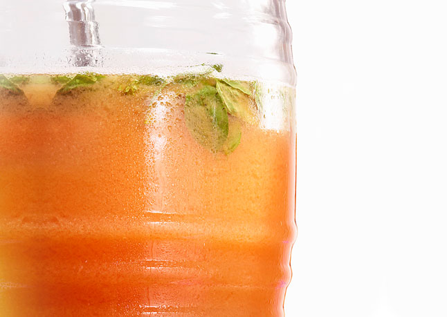 Health Update, Foods High In Potassium, & Cantaloupe Basil Agua Fresca
