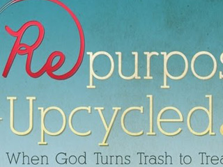 The Repurposed & Upcycled Life + A Giveaway