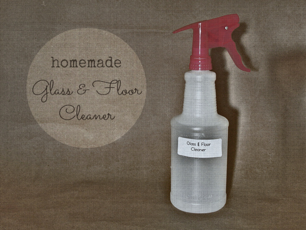 homemade-glass-floor-cleaner