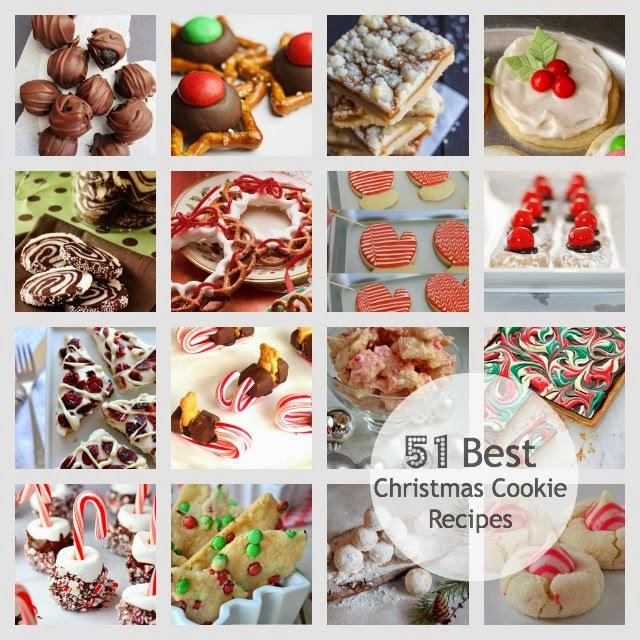 51 Best Trail Food And Cooking Ideas Images On Pinterest: 51 Best Christmas Cookie Recipes