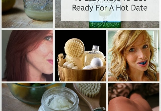 16 Easy Ways To Get Ready For A Hot Date
