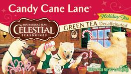 Candy Cane Lane Green Tea