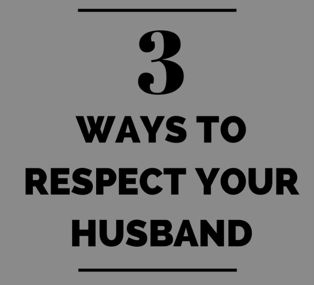 3 Ways To Respect Husband thumbnail
