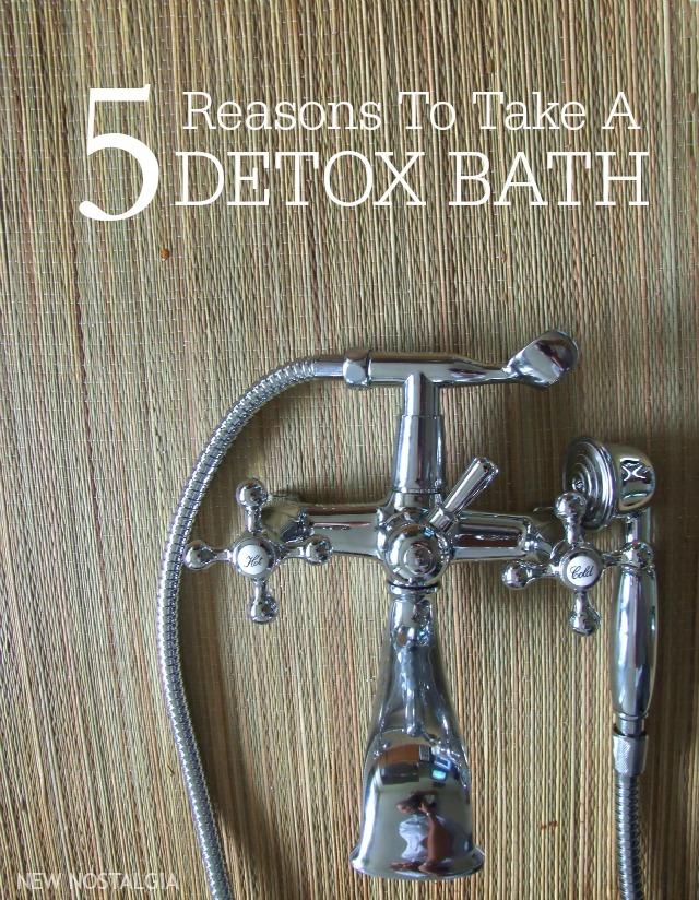 DETOX BATH FAUCET