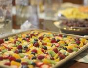 Glazed Fruit Pizza