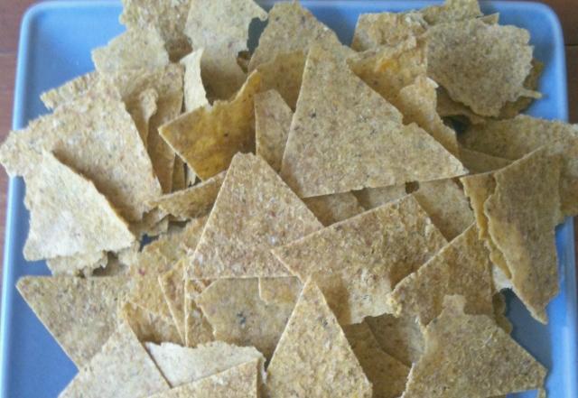 Raw Corn Chips – Jalapeno Style