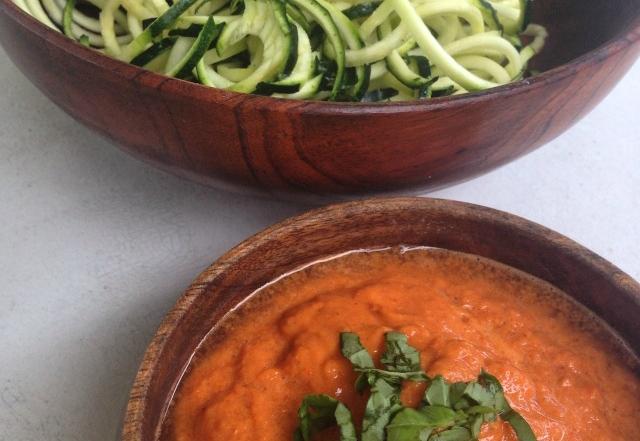 Spicy Chipotle Tomato Sauce