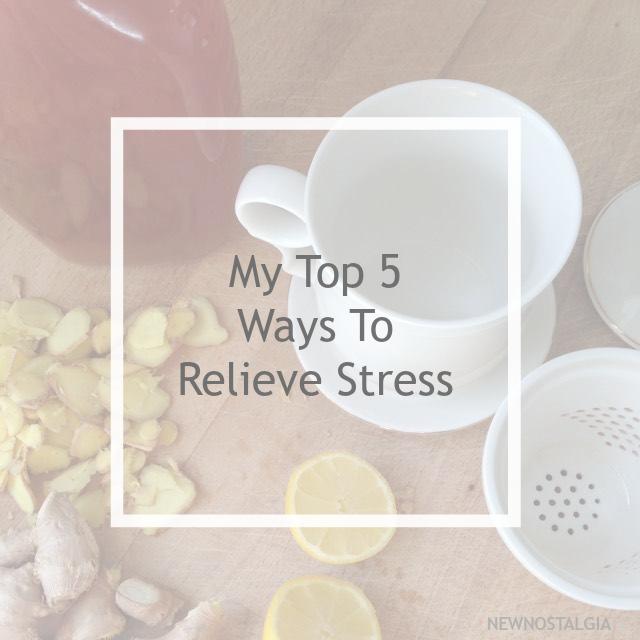 Relieve-Stress