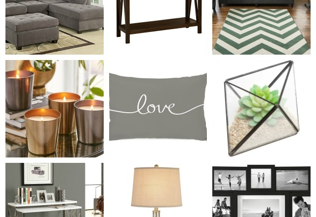 New Plans For Our Family Room & Smart Shopping Online