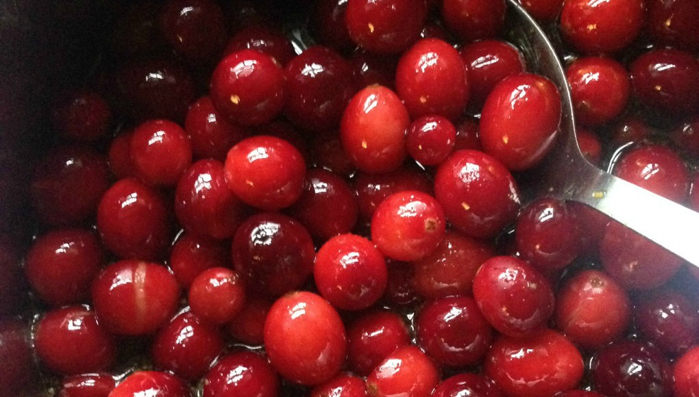 Hall Of Fame Cranberry Sauce