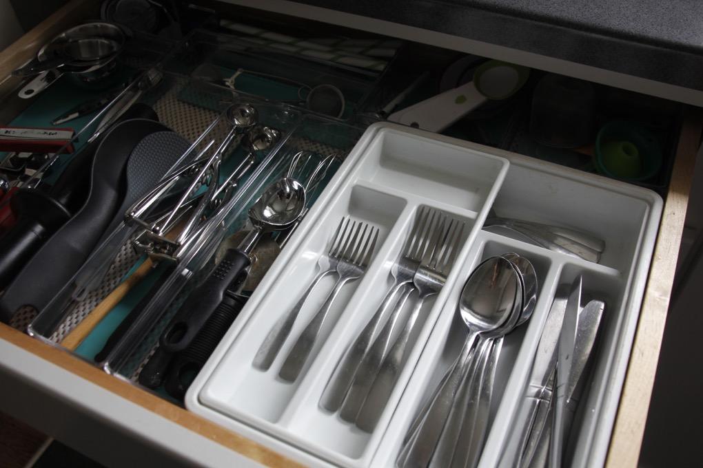 Best Kitchen Drawer Organization