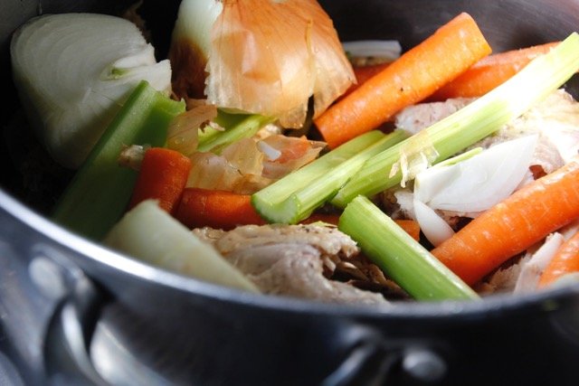 Rotisserie Chicken Bone Broth Plain & Simple