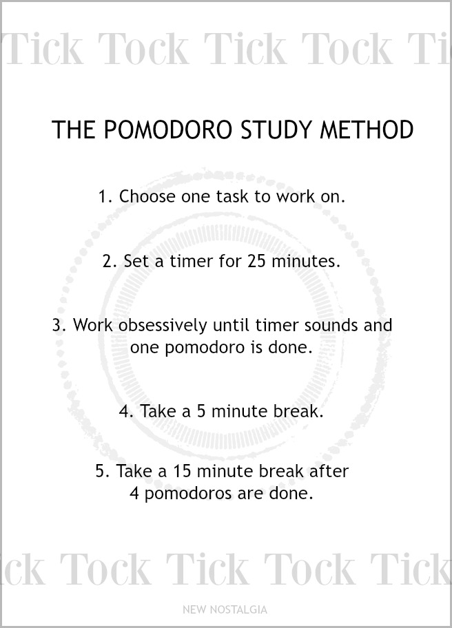 Comodoro-Study-method