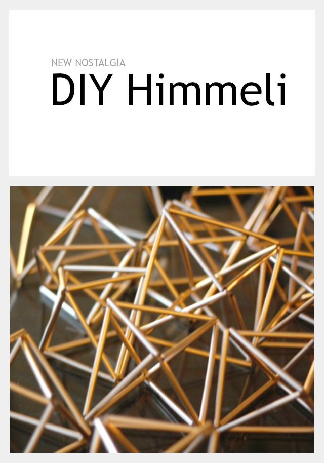 DIY HIMMELI
